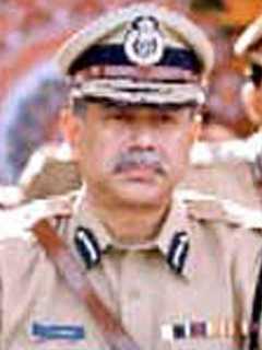 P.K Hormese Tharakan IPS