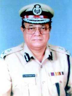 R. Padmanabhan IPS